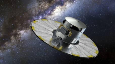 Europe's Star-Hunter Enters Orbit