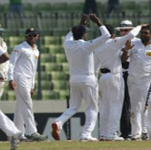 Five-Star Perera Hands Sri Lanka Massive Win