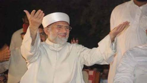 India denies visa to Tahirul Qadri