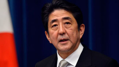 Japan PM to visit Africa, Mideast with cash pledge