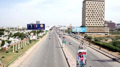 Karachi at Standstill Over Religious Parties' Strike Call