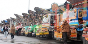 Kashmiri Truckers Stranded in New India-Pakistan Row