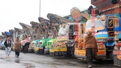 Kashmiri Truckers Stranded in New India-Pakistan Row