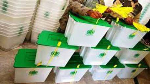 LG elections in Punjab, Sindh 'impossible' in Jan, ECP to SC