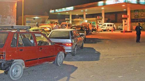 Minister Decries Court Order to Reopen CNG Stations