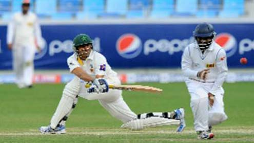 3,000 Test runs completes Misbah