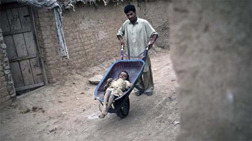 Missed Targets in Punjab Pose Polio Challenge