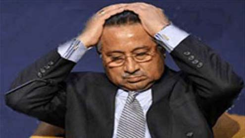Plea to Book Musharraf in Drone Case rejected
