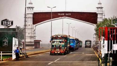 Pakistan, India decide to allow greater trade through Wagah