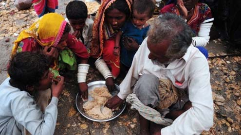Pakistan and India Rank 97th in Food Index