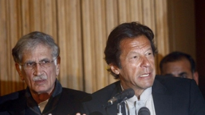 Imran launches 'Sehat ka Insaf' campaign in KP