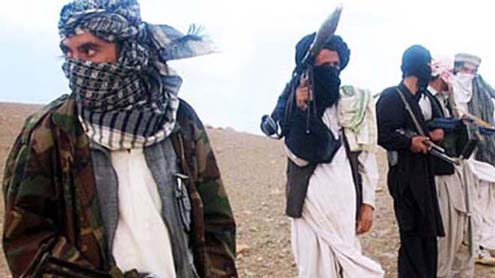 Taliban Deny Sending Girl to Attack Afghan Police