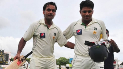 Ton-up Ali leads Pakistan to Series-Levelling Win