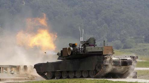 United States sending more Troops and Tanks to South Korea