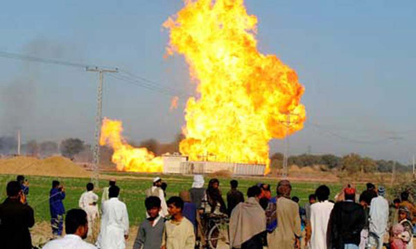 Blasts in punjab