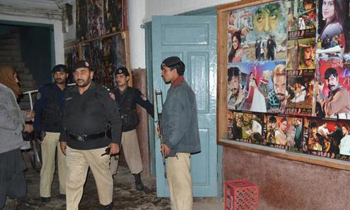 Four Killed in Hand Grenade Attacks on Peshawar Cinema