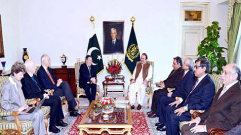 Govt Committed to Address Energy Issues Nawaz Sharif