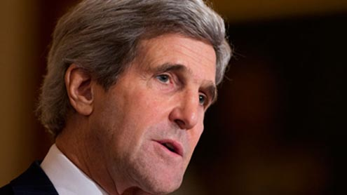 Next Afghan leader will Sign Security Pact: Kerry