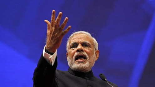 US to End Boycott of India's Modi Ahead of Election