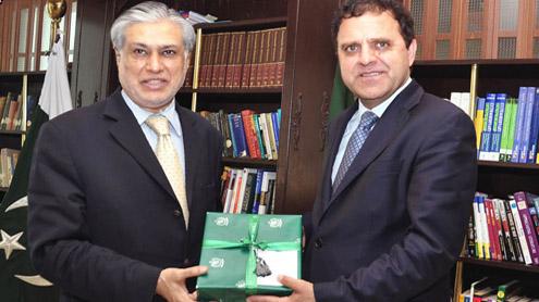 Pakistan Afghanistan to Enhance Trade ties