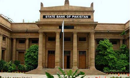 State bank of pakistan reserves