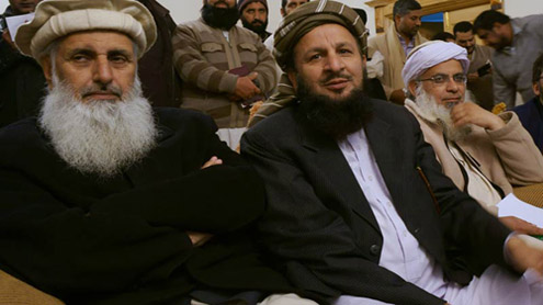 TTP Finalises 15 Point Draft for talks Sources