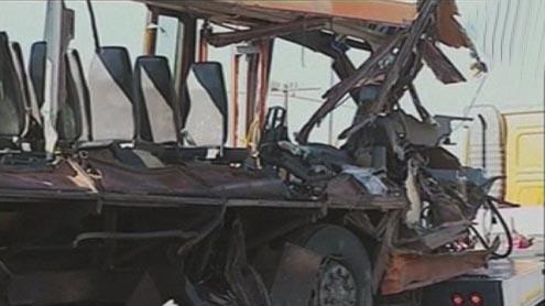 Truck blast in South Africa kills four Cops