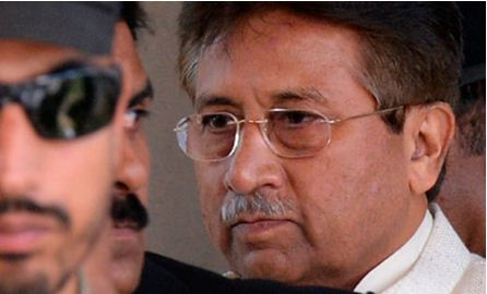 Musharraf not indicted during court appearance
