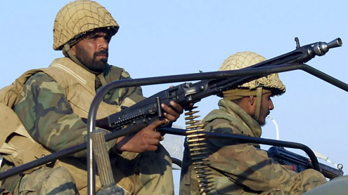 Army Major Killed in Militant Attack near Peshawar