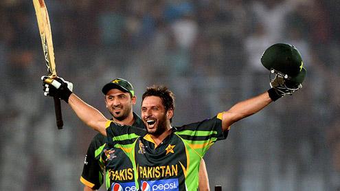 Afridi Heroics Win Pakistan Asia Cup Thriller against India