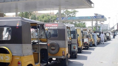 Sindh :CNG Stations Open
