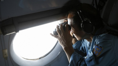 Chinese MH370 Search Plane Finds 'Suspicious Objects': Xinhua