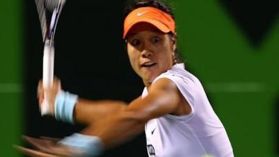 Tennis – Li sets up Australian Open rematch with Cibulkova