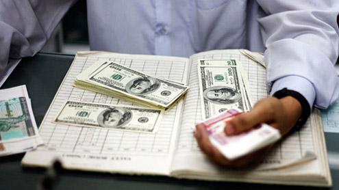 rupee rise