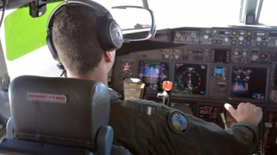 Malaysia Airlines flight MH370: Bad Weather Search