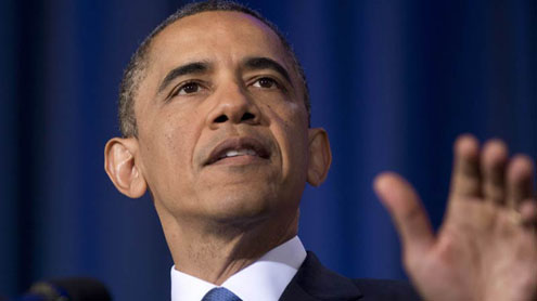Fighting terrorism a Common Cause: Obama