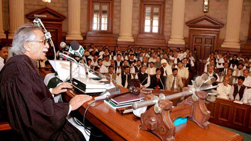 PA session on Thar