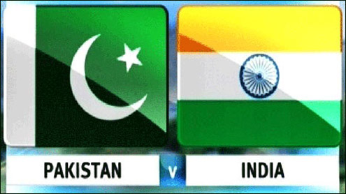Pakistan and india cricket match