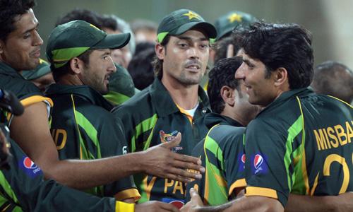 pakistan cricket team win