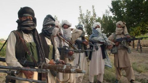 Taliban Attack Security