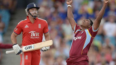 West Indies teame