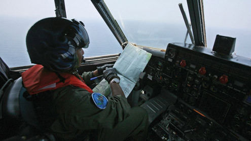 Vietnam Suspends air Search for Missing Malaysian jet