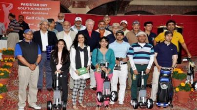 Javed Khan and Waleed Win Honors in Golf