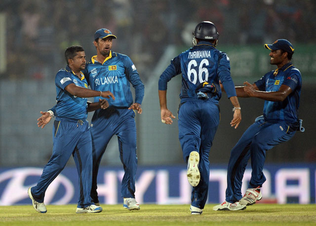 Sri Lanka Beat New Zealand