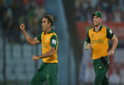 World T20 2014: South Africa beat Netherlands