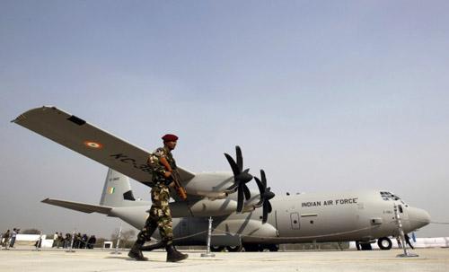India jet crash
