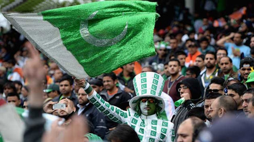 Bangladeshis Banned from Flying Rivals Flags