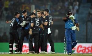 New Zealand and Sri Lanka