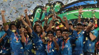 Sri Lanka beat India to Win World Twenty20 title