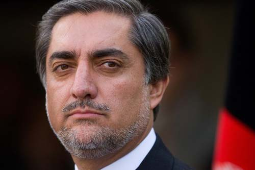 Afghan Candidate Threatens to Shun Vote Audit
